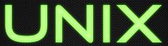 unix logo:
